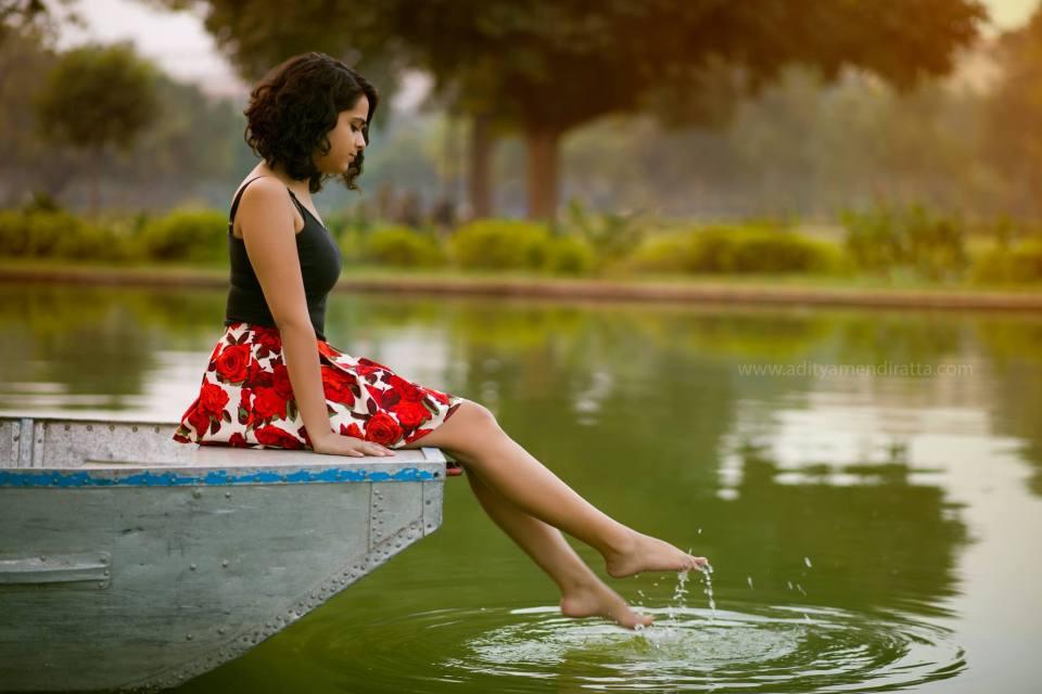 Diksha Dwivedi ©Aditya Mendiratta