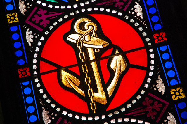 Stained Glass INKLINE art history