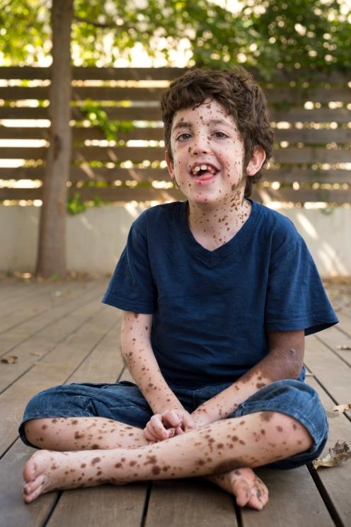 Erez, Moshe's nephew. ©Jonathan Bloom