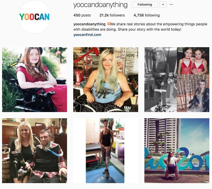 Yoocan Instagram INKLINE