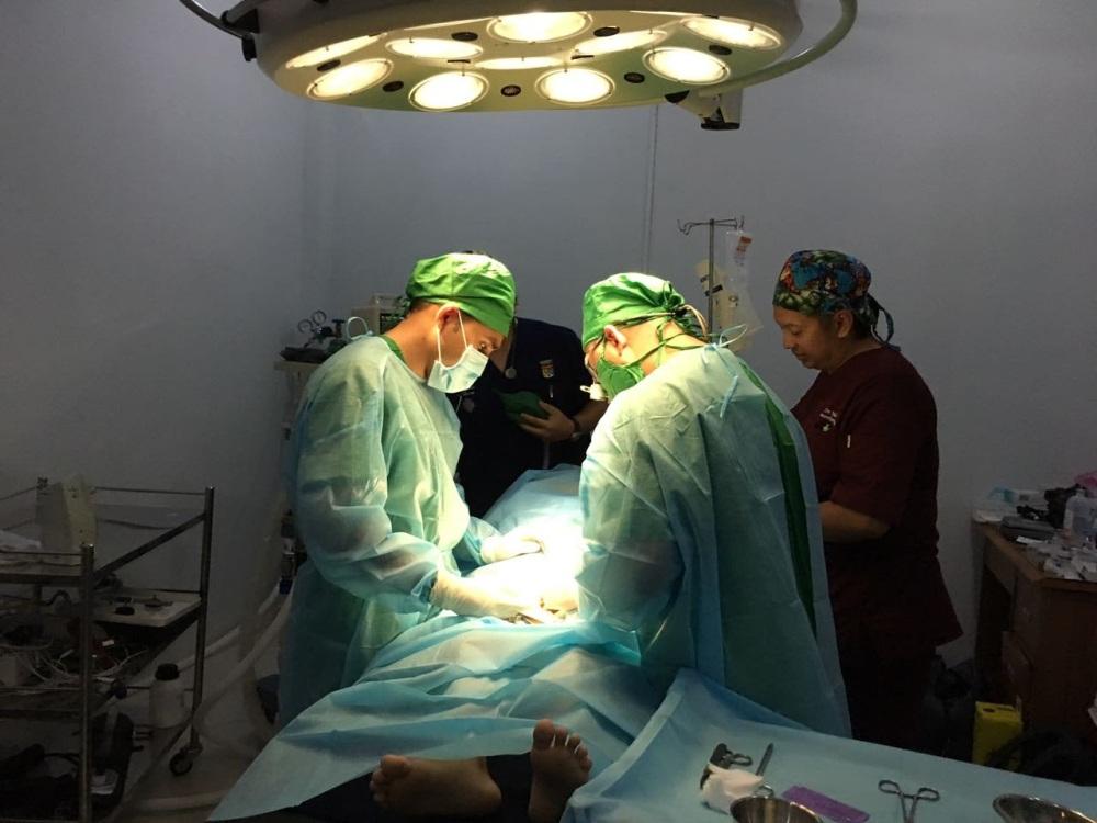Operation at HBB
